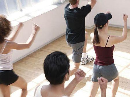 Cvičení žen