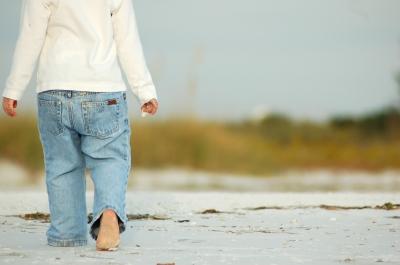 Chůze pěšky
